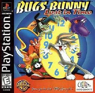 Screenshot Thumbnail / Media File 1 for Bugs Bunny Lost in Time Demo [U] [SLUS-90058]